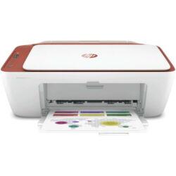 HP DeskJet 2723E A4 színes tintasugaras multifunkciós nyomtató piros