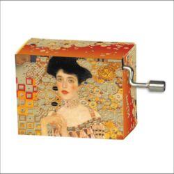 Zenedoboz Fridolin Gustav Klimt ´Adele Bloch Bauer´