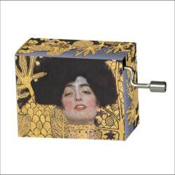 Zenedoboz Fridolin Gustav Klimt, ´Judit´