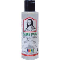 Kreatív ragasztó Mona Lisa Slime 70 ml, átlátszó