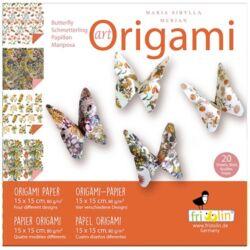 Origami Fridolin Art Merian 15x15 cm 20 lap/csomag