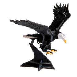 3D papírmodell Fridolin Sas