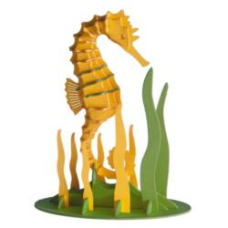 3D papírmodell Fridolin Csikóhal