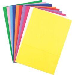 Kreatív dekorgumilap Centrum A/4 2 mm 10 db/csomag vegyes színek
