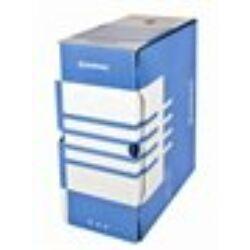 Archiválódoboz, A4, 155 mm, karton, DONAU, kék