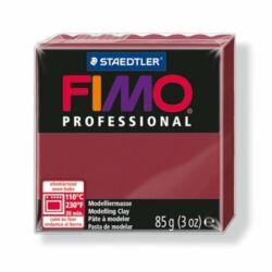 "Gyurma, 85 g, égethető, FIMO ""Professional"", bordó"