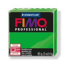 "Gyurma, 85 g, égethető, FIMO ""Professional"", zöld"