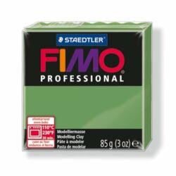 "Gyurma, 85 g, égethető, FIMO ""Professional"", levél zöld"