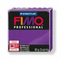 """Gyurma, 85 g, égethető, FIMO """"Professional"""", lila"""
