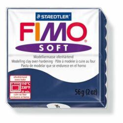 "Gyurma, 57 g, égethető, FIMO ""Soft"", Windsor kék"