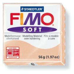 "Gyurma, 57 g, égethető, FIMO ""Soft"", bőrszín"