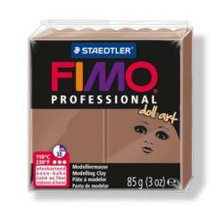 "Porcelángyurma, 85 g, FIMO ""Professional Doll Art"", nugát"