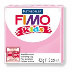 "Gyurma, 42 g, égethető, FIMO ""Kids"", pink"