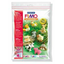 Öntőforma, FIMO, farm állatok