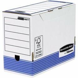 """Archiválódoboz, 150 mm, """"BANKERS BOX® SYSTEM by FELLOWES®"""", kék"""