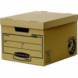 "Archiválókonténer, karton, standard, ""BANKERS BOX® EARTH SERIES by FELLOWES®"""