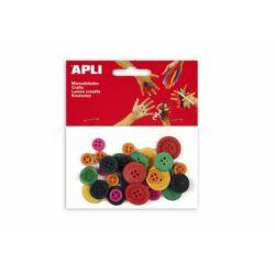 Gombok, APLI, vegyes színek