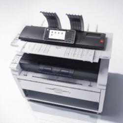 MP W6700SP digitális rajzmásoló MFP (másoló/nyomtató/szkenner)