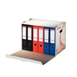 Archiváló konténer ESSELTE iratrendezőknek